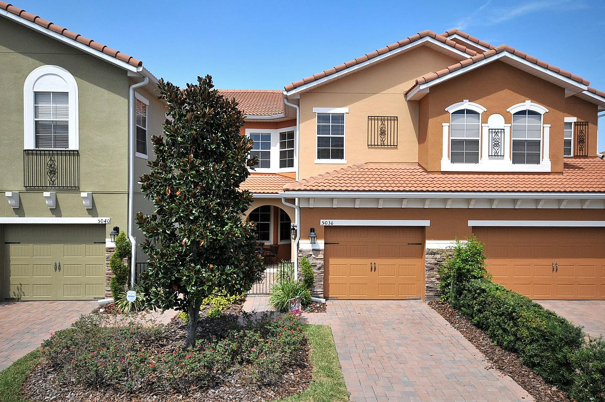 Terracina at Lake Forest Sanford FL