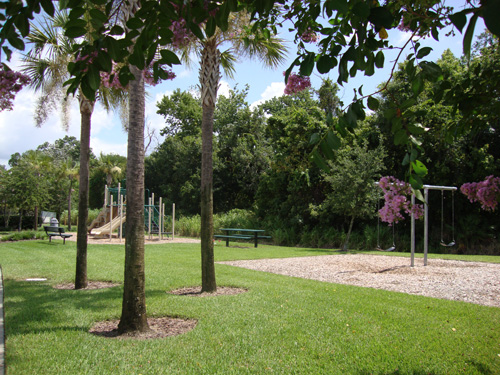 Kays Landing Sanford Playground