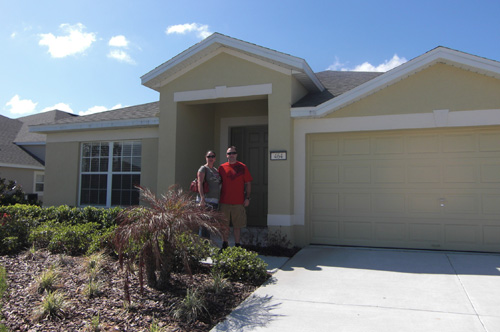 New Homeowners in Clermont FL