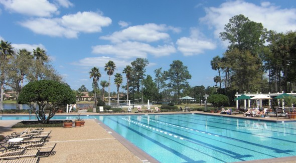 Lake Mary and Sanford Subdivisions with Community Pool