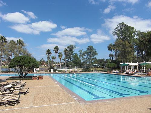 Lake Forest Sanford - Community Pool