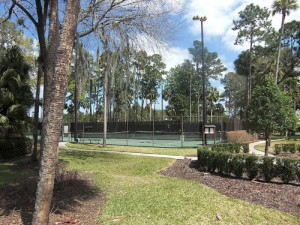 Lake Forest Sanford - Tennis Courts