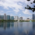 Lake Eola Downtown Orlando