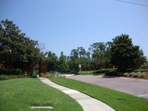 Lake Forest Sanford - Entrance Area