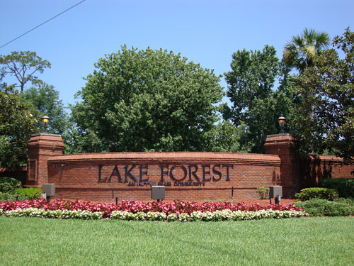 Lake Forest Sanford FL – Community Info