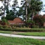 Egrets Landing Community Sign
