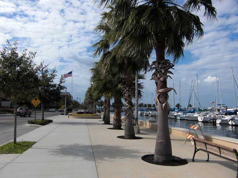 Sanford FL Riverwalk