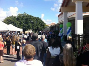 Winter Park FL New Community Center Opening