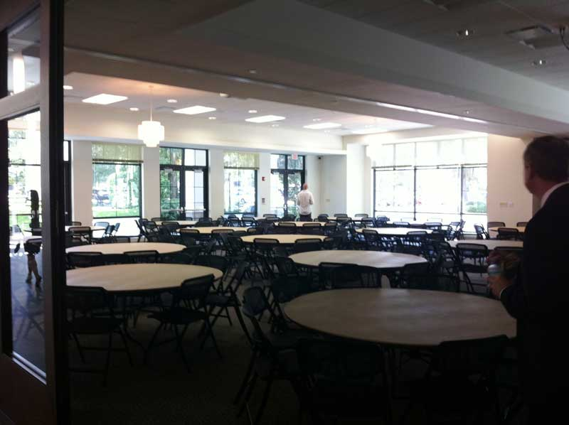 Inside Winter Park FL New Community Center