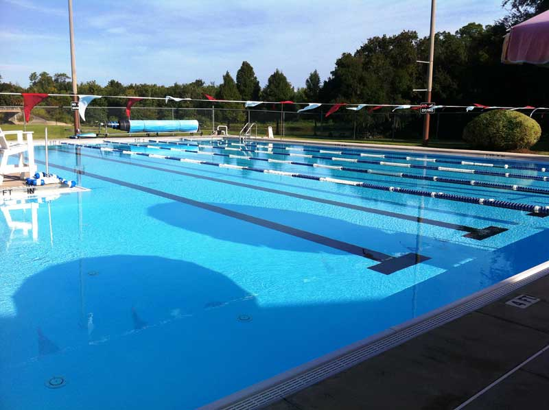 Blanchard Park YMCA Pool