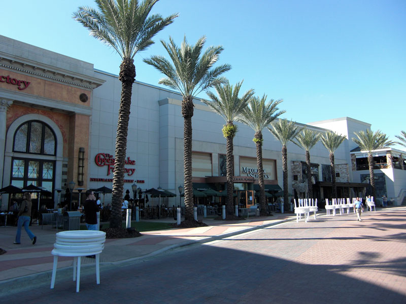 Mall at Millenia Orlando FL