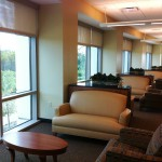 UCF College of Medicine Orlando Student Lounge