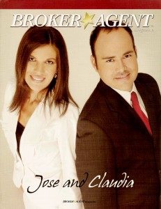 Jose and Claudia Broker Agent