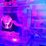 Inside Icebar Orlando Jaegermeister