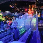 Ice Slide at Gaylord Palms
