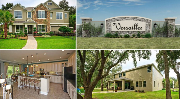 Versailles – The New Subdivision in Sanford