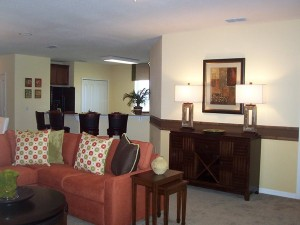 Buy a Vacation Home in Orlando - Open Floorplan