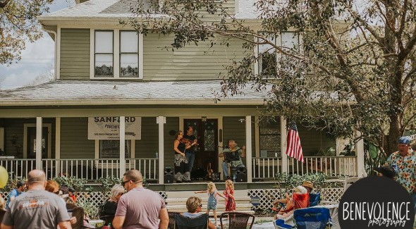 Sanford Front Porch Fest