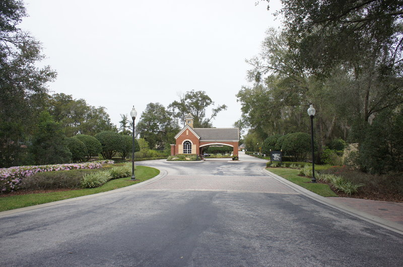 Guard Gated Buckingham Estates in Sanford FL
