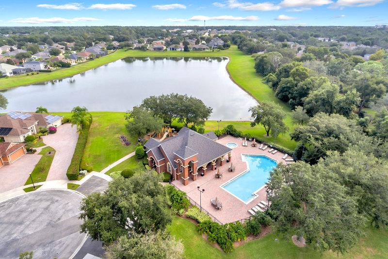 Buckingham Estates Sanford FL Club House